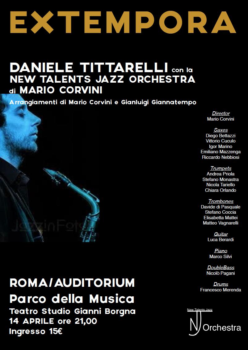 Extempora - NTJO - Tittarelli