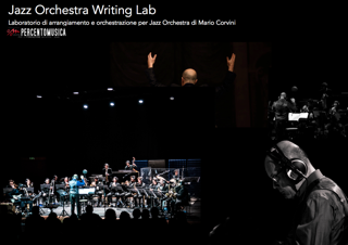 Jazz Orchestra writing lab