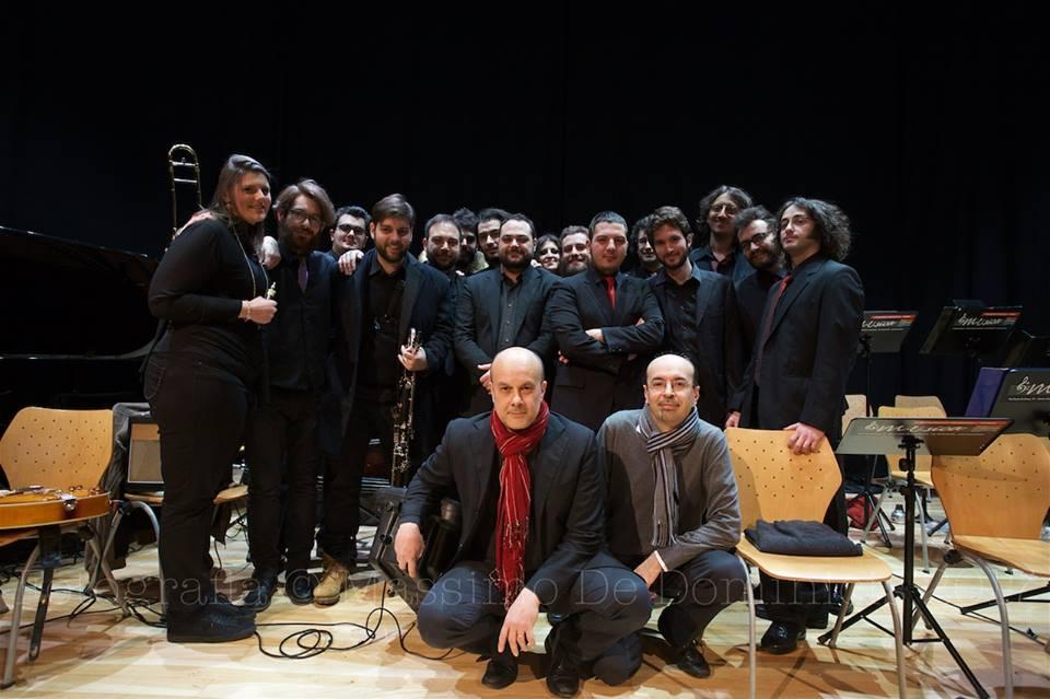 foto con NTJO Teatro Palladium