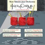 locandina Il jazz va al cinema 2° edizione