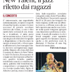 NTJO - Guida all'ascolto - Casa del Jazz