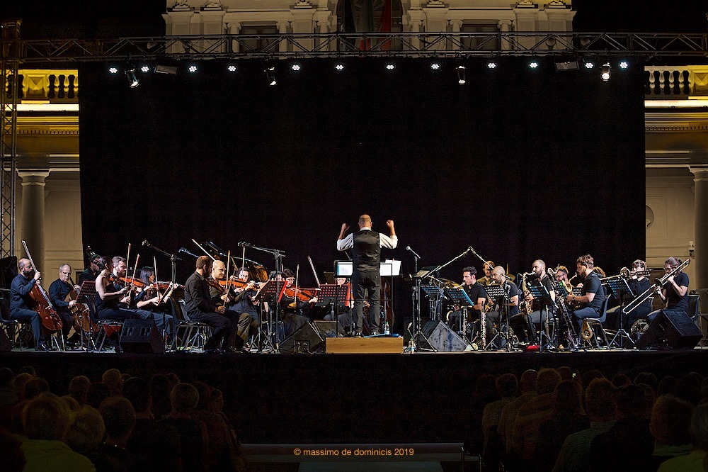 New Talents Jazz Orchestra & I Solisti Aquilani