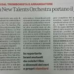 articolo Luigi Onori - Il Jazz va al cinema