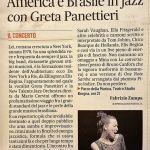 concerto Greta giornale 1