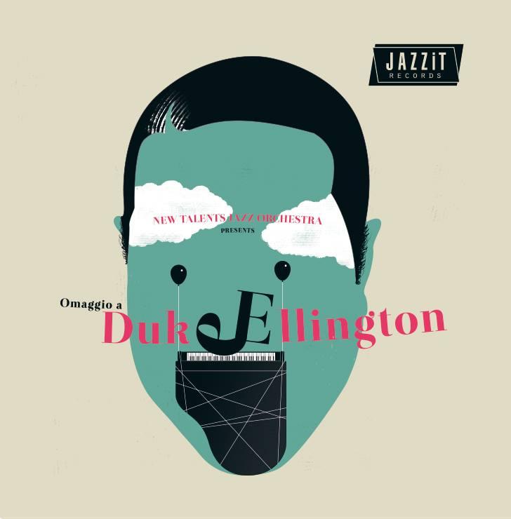 copertina CD Omaggio a Duke Ellington