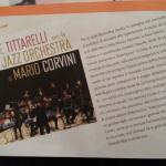 foto NTJO EXTEMPORA su magazine Parco della Musica
