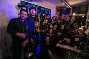 Webnotte new talents jazz orchestra